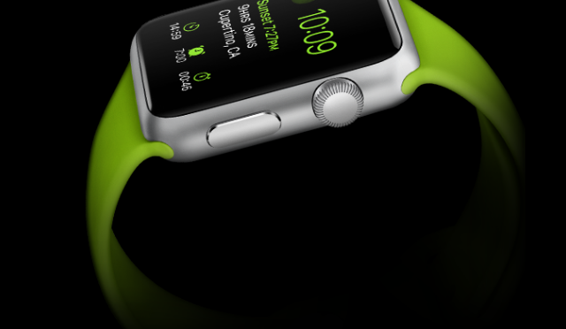 iOS 8.2とApple Watch